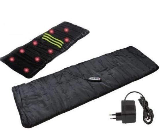 Массажный матрас на все тело Massage mat с пультом управления