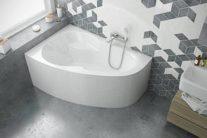 Ванна Excellent NEWA Plus 1398x950 мм, ліва + ніжки (WAEX.NEL14WH), фото 2