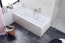 Ванна Excellent Pryzmat 2000x900 мм + ніжки (WAEX.PRY20WH), фото 3
