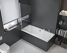 Ванна Excellent Pryzmat 2000x900 мм + ніжки (WAEX.PRY20WH), фото 2