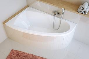 Ванна Excellent Aquaria Comfort 1500x950 мм, ліва + ніжки (WAEX.AQL15WH), фото 2