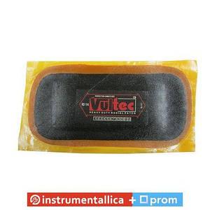 Пластырь радиальный Vultec RD-114, 75х145мм (желтый)