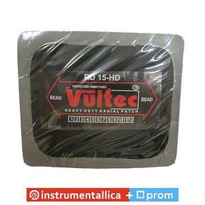 Пластырь радиальный Vultec RD-15HD, 75х90мм (серый)