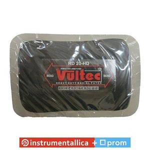 Пластырь радиальный Vultec RD-20HD, 85х130мм (серый)