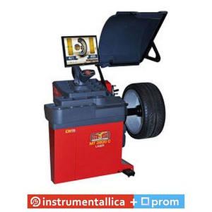 Балансировочный станок для легковых автомобилей MT-3800 автомат Mondolfo Ferro