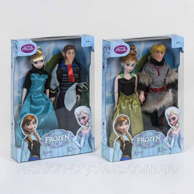 Набор кукол frozen 8878