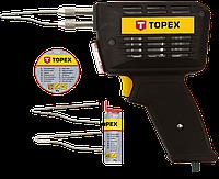 Акция! Паяльник TOPEX электрический 150 Вт (44E005) [Скидка 3%, при условии 100% предоплаты!]