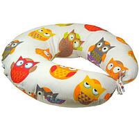 Подушка для кормления 65х65 Руно (909_Сови)