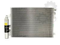 Радиатор кондиционера Logan/MCV/Sandero до 2008 NRF, 35771 8200513983