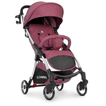 Коляска дитяча ME 1059 MILLY Maroon Гарантія якості Швидка доставка