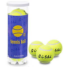 Мяч для большого тенниса Teloon (3шт) (в вакуумной упаковке) PZ-T716P3