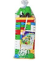 Детский Конструктор МАКС - 5 на 116 деталей