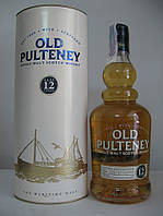 Виски односолодовый Old Pulteney 12 лет