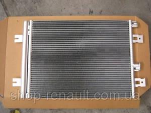 Радіатор кондиціонера Duster/Logan/MCV/Sandero/Largus Ф2 QSP-M