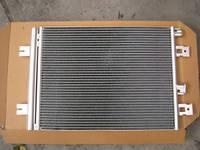 Радиатор кондиционера Duster/Logan/MCV/Sandero/Largus Ф2 QSP-M