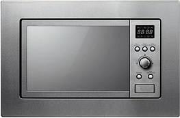 Встраиваемая микроволновая печь с грилем Whirlpool AMW 140 IX 1000 Вт