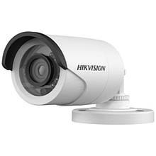 Turbo HD 1 Мп видеокамера Hikvision DS-2CE16C0T-IR (3.6 мм), уличная