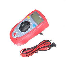 Мультиметр тестер цифровой HLV UT33B DT