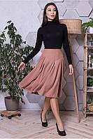 Женская вельветовая юбка Гарди, фото 1