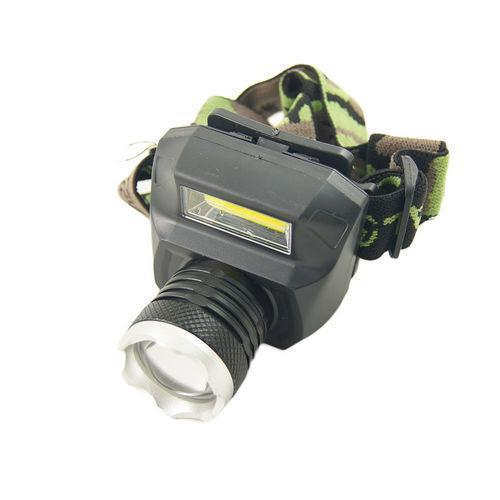 Фонарь налобный фонарик Police BL-6919B T6 COB