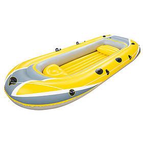 Лодка надувная двухместная Bestway BW-61066 Hydro-Force Raft с ремкомплектом 307x126x43 см