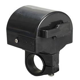 Дзвінок гудок електронний для велосипеда HLV Black