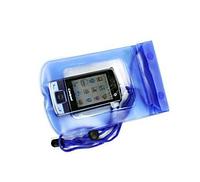 """Водонепроницаемый чехол для мобильных телефонов до 6"""" HLV C25225-1 10,5x20 см Blue"""