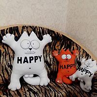 """Игрушка на диван """"Кот Саймона"""" HAPPY 50 см"""