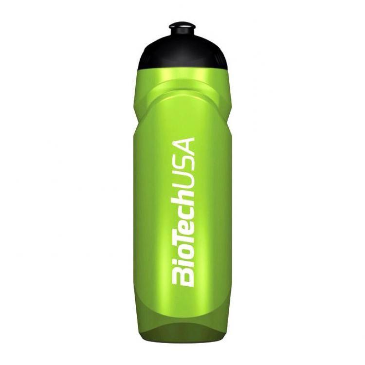 Спортивная бутылка BioTech зелёная 750 ml
