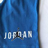 Летний костюм в стиле Nike Air Jordan на мальчика. Размер 104 см, 110 см, 116 см, 128 см, фото 2