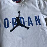 Летний костюм в стиле Nike Air Jordan на мальчика. Размер 104 см, 110 см, 116 см, 128 см, фото 3