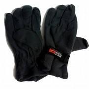 Перчатки флис спорт зима luxе