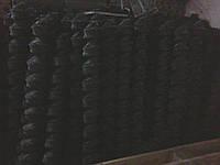 Сетка рабица 60*60 мм h-1.5 м L-10 м черная
