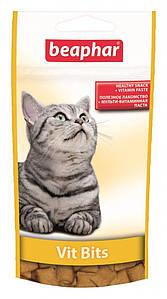 Vit Bits подушечки с витаминной пастой для кошек 75 шт