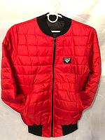 Куртка бомбер женская весна-осень ( р-ры 42 - 46 )