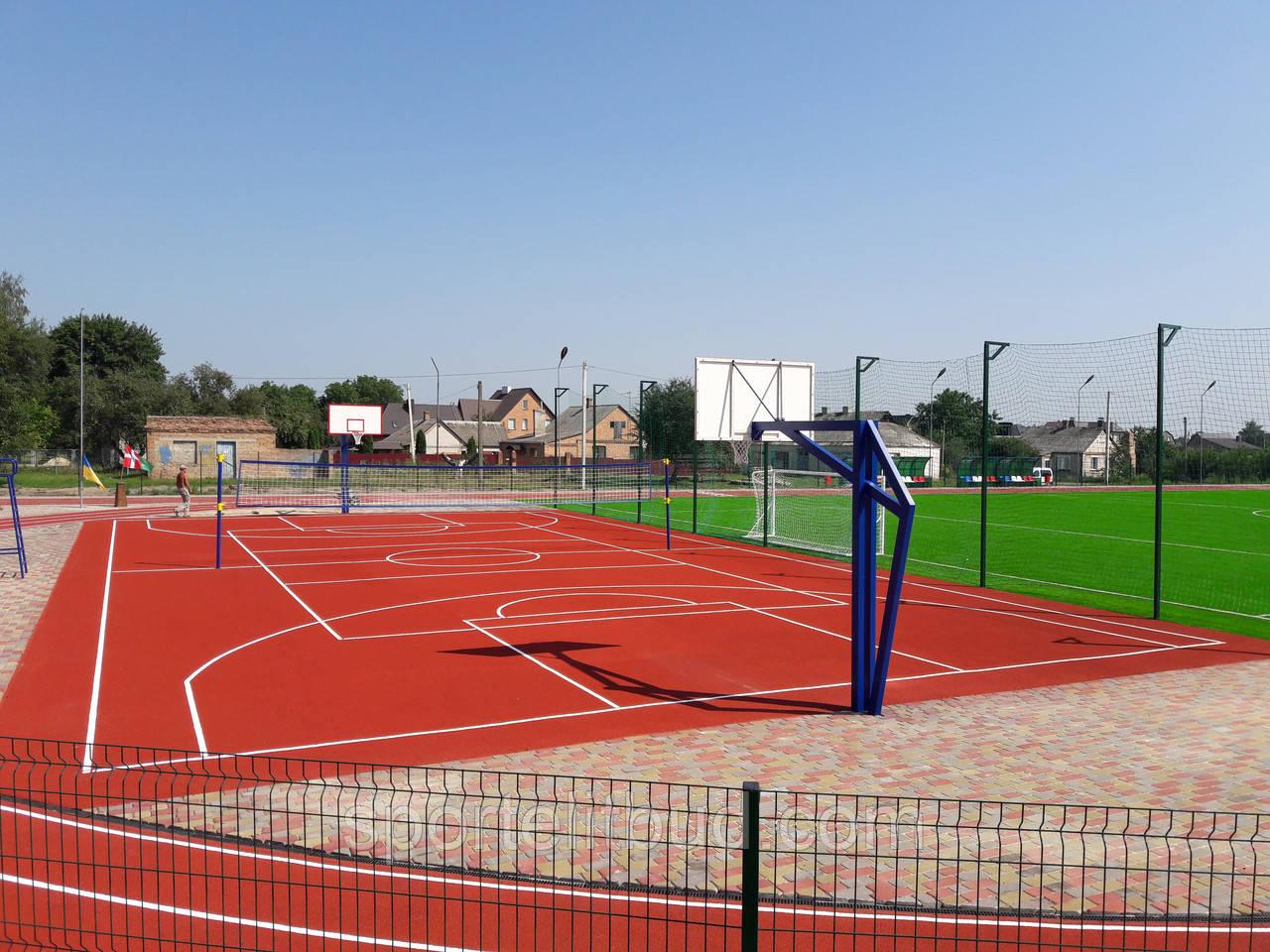 Покриття для спортивного майданчика