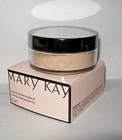 Минеральная рассыпчатая пудра Ivory 2 Слоновая кость 2  Mary Kay Мері кей Мери кей