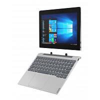 Планшет Lenovo D330 FHD N4000 4/64 WiFi Win10P Mineral Grey (81H300J0RA)