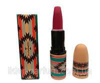 Губна помада Mac Lustre Lipstick Rouge A Levers