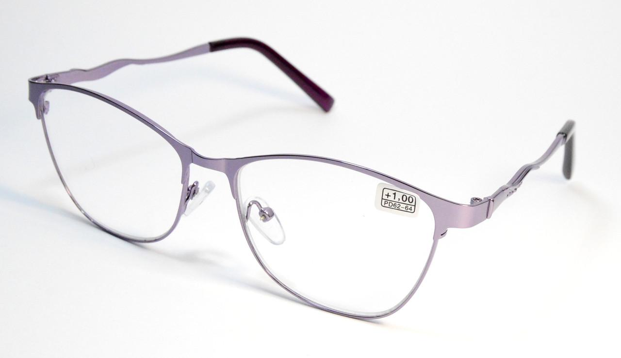 Женские очки в металле (МС 112 ф)