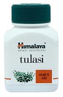 Туласи 60 кап (антибактериальное, антисептическое, отхаркивающее средство) Tulsi Himalaya
