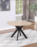 Обеденный стол ТМL-660 Vetro Mebel 120