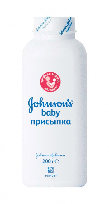 "Присыпка JOHNSON'S® Baby ""Перед сном"" 200 мл."