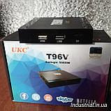 ТВ-Приставка SMART TV T96V 2gb\16gb S905W+BT, фото 7