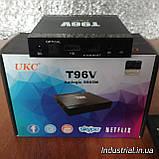 ТВ-Приставка SMART TV T96V 2gb\16gb S905W+BT, фото 6