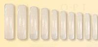 Нігті і тіпси білі 1133  QPI   PROFESSIONAL