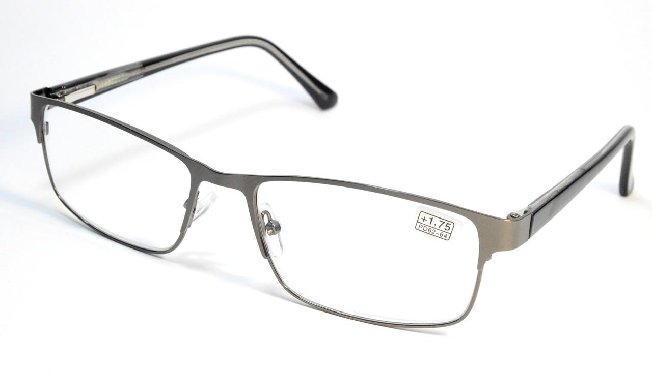 Очки для зрения в металле (МС 357 сер)