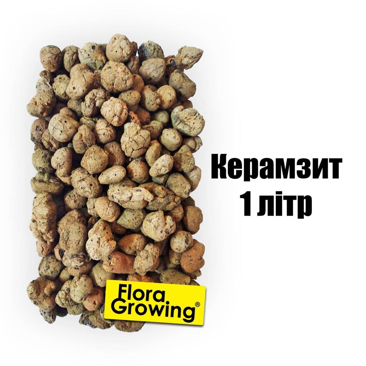 1 л Керамзит - средний фр.10-20