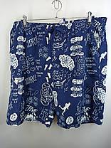 Шорты мужские батал синие Z.Five 8951 на  56 62 размер, фото 3