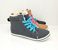 Модные зимние ботинки на девочек